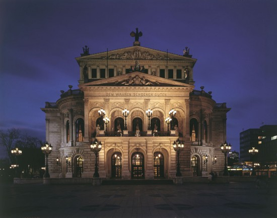 alte oper bezienswaardigheden frankfurt