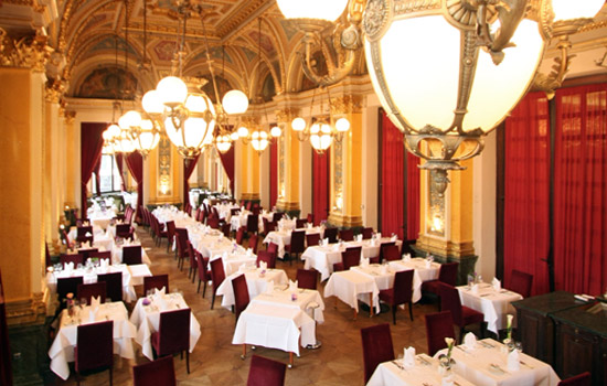Cafe Alte Oper Frankfurt Am Main