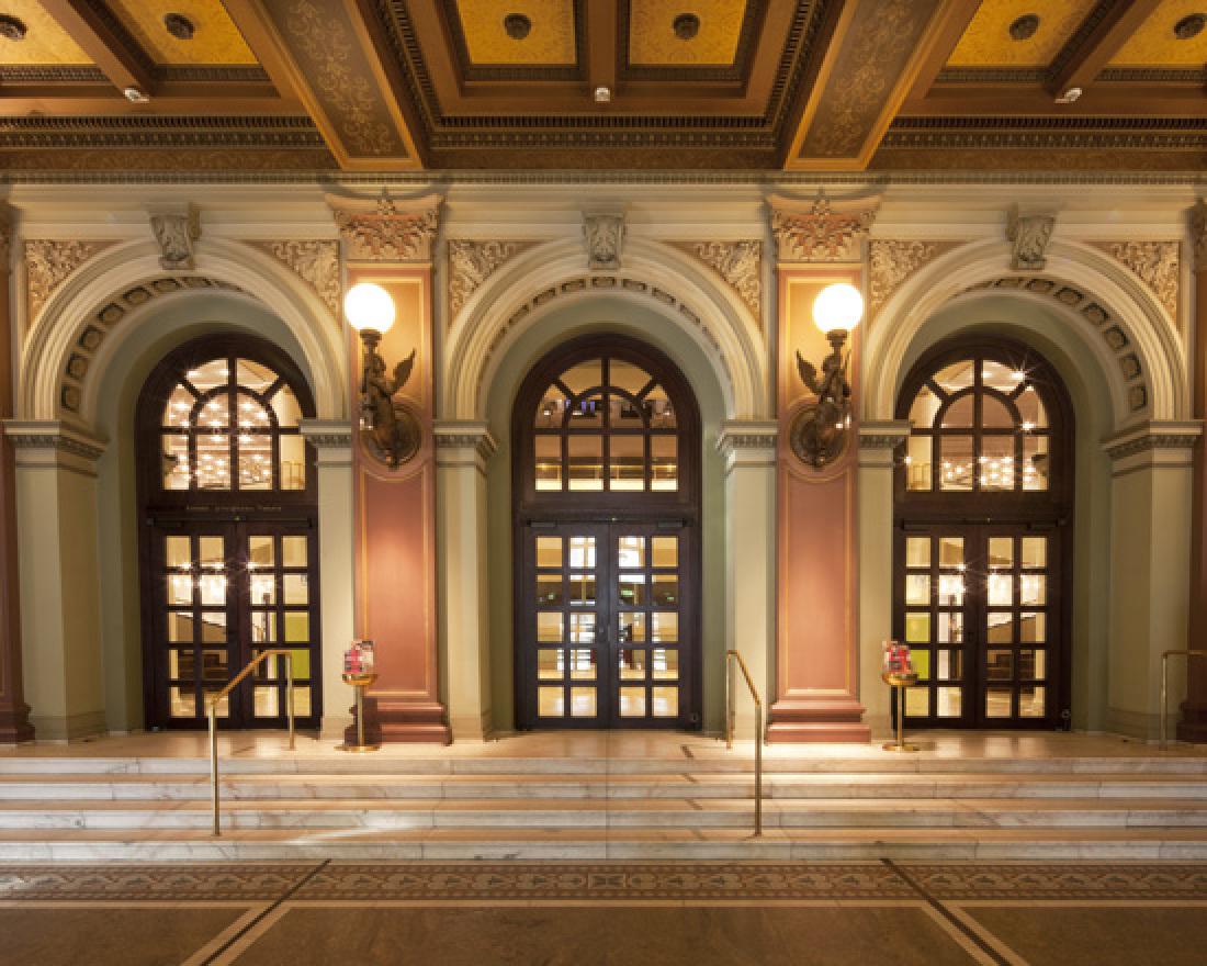 Alte Oper Frankfurt Parken