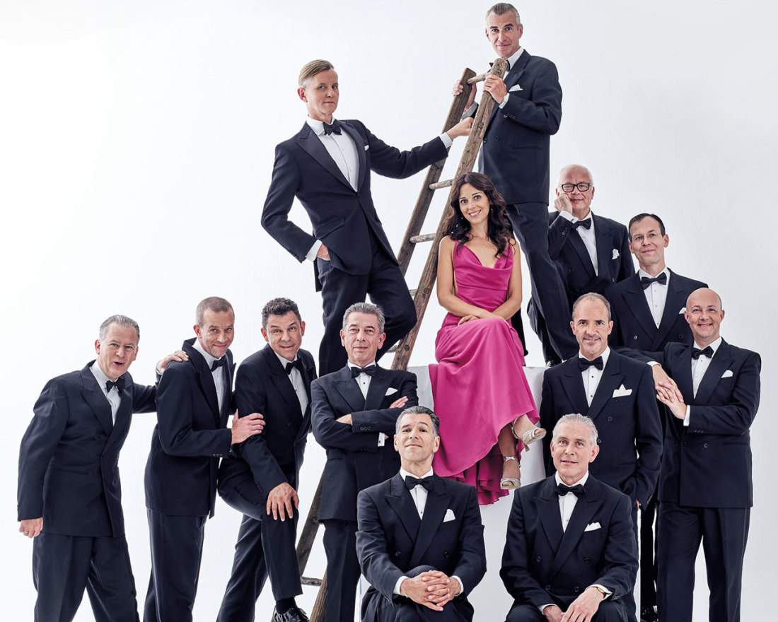 Max Raabe & Palast Orchester Programm 2018